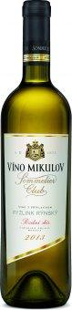 Víno Ryzlink rýnský Sommelier Club Víno Mikulov - pozdní sběr