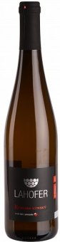 Víno Ryzlink rýnský Vinařství Lahofer - pozdní sběr
