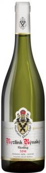Víno Ryzlink rýnský Vinařství Pánů z Lipé - pozdní sběr