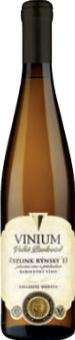 Víno Ryzlink rýnský Vinium Velké Pavlovice - přívlastkové