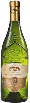 Víno Ryzlink vlašský Augustiniánský sklep - pozdní sběr