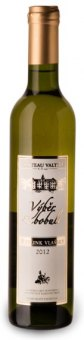 Víno Ryzlink vlašský Chateau Valtice - výběr z bobulí