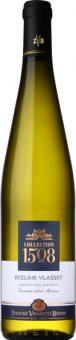 Víno Ryzlink vlašský Collection 1508 Zámecké vinařství Bzenec