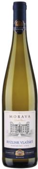 Víno Ryzlink vlašský Morava Zámecké vinařství Bzenec - kabinetní