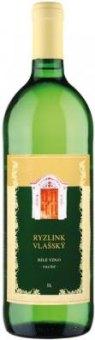 Víno Ryzlink vlašský Mutěnice