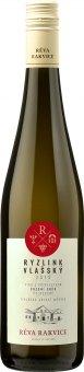 Víno Ryzlink vlašský Réva Rakvice - pozdní sběr