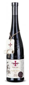 Víno Ryzlink vlašský Templářské sklepy Čejkovice - pozdní sběr