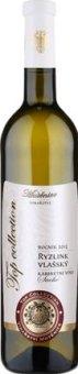 Víno Ryzlink vlašský Top Collection Vinařství Mutěnice - kabinetní víno