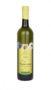 Víno Ryzlink vlašský Vinařství Dufek - kabinetní