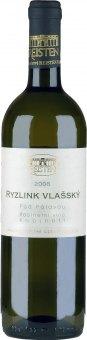 Víno Ryzlink vlašský Vinařství Reisten - pozdní sběr