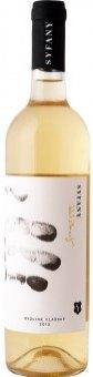 Víno Ryzlink vlašský Vinařství Syfany - pozdní sběr