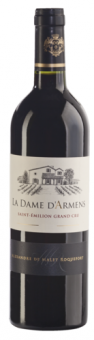 Víno Saint-Émilion Grand Cru La Dame D'Armens