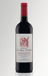Víno červené Saint-Émilion Chateau La Fleur Peilhan