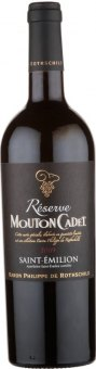 Víno Saint Emilion Reserve Mouton Cadet Baron Philippe de Rothschild