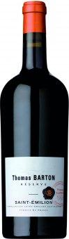 Víno Saint-Emilion Thomas Barton B&G