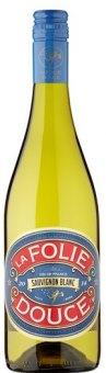 Víno Saivignon Blanc La Folie Douce