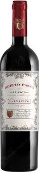 Víno Salento Primitivo Doppio Passo