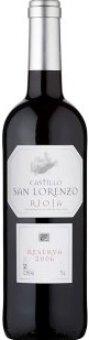 Víno San Lorenzo Rioja Reserva Castillo