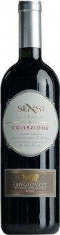Víno Sangiovese Collezione Sensi