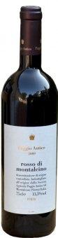 Víno Sangiovese Rosso di Montalcino Poggio Antico