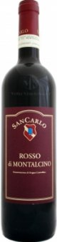 Víno Sangiovese Rosso di Montalcino San Carlo