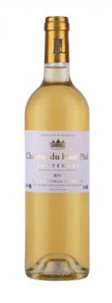 Víno Sauternes Bordeaux 2011 Chateau du Haut Pick