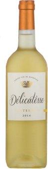 Víno bílé Bordeaux Sauternes Délicatesse