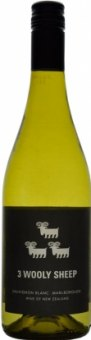 Víno Sauvignon Blanc 3 Wooly Sheep