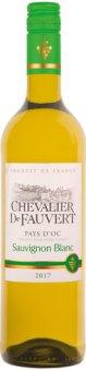 Víno Sauvignon Blanc  Pays d'Oc Chevalier de Fauvert