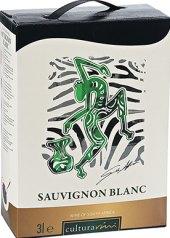Víno Sauvignon Blanc Cultura Vini - bag in box