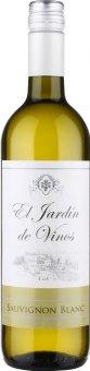 Víno Sauvignon blanc El Jardín de Vinos  Vinařství Mutěnice