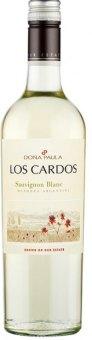 Víno Sauvignon Blanc Los Cardos Doňa Paula