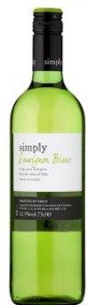 Víno Sauvignon Blanc Simply