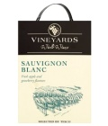 Víno Sauvignon Blanc Vineyards World Wines - bag in box