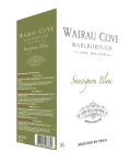 Víno Sauvignon Blanc Wairau Cove - bag in box