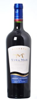 Víno Sauvignon Cabernet Reserva Viña Mar