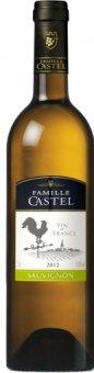 Víno Sauvignon Famille Castel