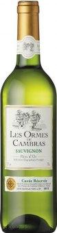 Víno Sauvignon Les Ormes de Cambras