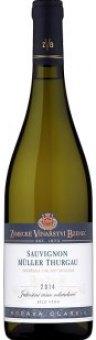 Víno Sauvignon Müller Thurgau Morava classic Zámecké vinařství Bzenec