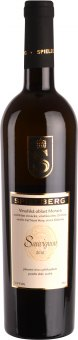 Víno Sauvignon Spielberg - pozdní sběr