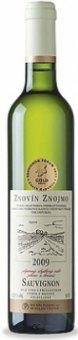 Víno Sauvignon Terroir Club Znovín Znojmo - výběr z hroznů