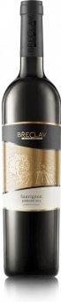 Víno Sauvignon Vinařství Břeclav - pozdní sběr