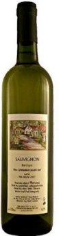 Víno Sauvignon Vinařství František Mádl - pozdní sběr