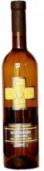 Víno Sauvignon Vinařství Mikulčice - pozdní sběr