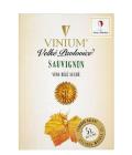 Víno Sauvignon Vinium Velké Pavlovice - bag in box