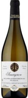 Víno Sauvignon Vinné Sklepy Lechovice - kabinetní