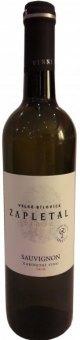 Víno Sauvignon Vinné sklepy Zapletal - kabinetní