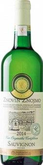 Víno Sauvignon VOC Znovín Znojmo