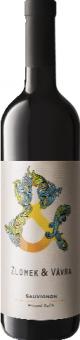 Víno Sauvignon Zlomek&Vávra - pozdní sběr