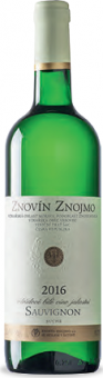 Víno Sauvignon Znovín Znojmo